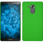 Hardcase for Huawei Mate 8 rubberized green