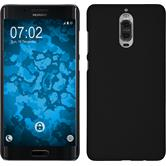 Hardcase Mate 9 Pro rubberized black