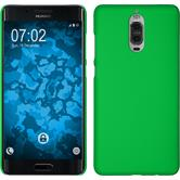 Hardcase Mate 9 Pro rubberized green
