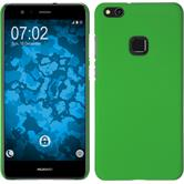 Hardcase P10 Lite rubberized green