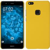 Hardcase P10 Lite rubberized yellow