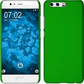 Hardcase P10 rubberized green