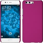 Hardcase P10 rubberized hot pink
