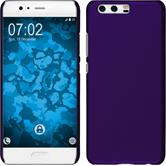 Hardcase P10 rubberized purple