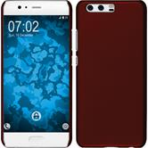 Hardcase P10 rubberized red