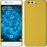 Hardcase P10 rubberized yellow