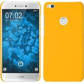 Hardcase P8 Lite 2017 rubberized yellow