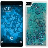 Hardcase for Huawei P8 Stardust blue