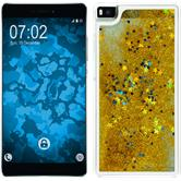 Hardcase for Huawei P8 Stardust gold
