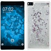 Hardcase for Huawei P8 Stardust silver