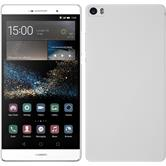 Hardcase for Huawei P8max rubberized white