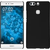 Hardcase for Huawei P9 Plus rubberized black