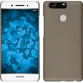 Hardcase for Huawei P9 rubberized gold