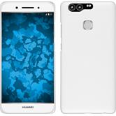 Hardcase for Huawei P9 rubberized white