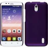 Hardcase for Huawei Y625 rubberized purple