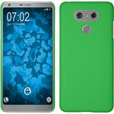 Hardcase G6 rubberized green