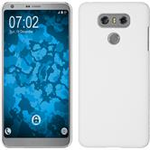 Hardcase G6 rubberized white