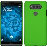 Hardcase for LG V20 rubberized green