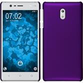 Hardcase 3 rubberized purple