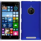 Hardcase for Nokia Lumia 830 rubberized blue