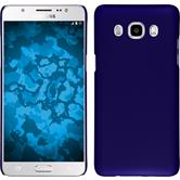 Hardcase for Samsung Galaxy J5 (2016) rubberized blue
