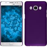 Hardcase for Samsung Galaxy J5 (2016) rubberized purple