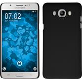 Hardcase Galaxy J7 (2016) J710 rubberized black