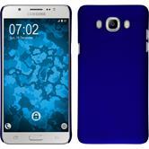 Hardcase Galaxy J7 (2016) J710 rubberized blue