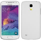 Hardcase for Samsung Galaxy S4 Mini Plus rubberized white