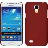 Hardcase for Samsung Galaxy S4 Mini vintage red