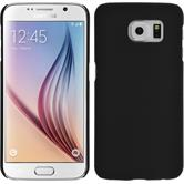 Hardcase for Samsung Galaxy S6 rubberized black