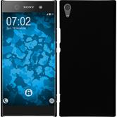 Hardcase Xperia XA1 Ultra rubberized black
