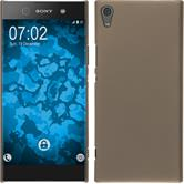 Hardcase Xperia XA1 Ultra rubberized gold