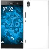 Hardcase Xperia XA1 Ultra rubberized white