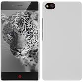 Hardcase for ZTE Nubia Z9 Mini rubberized white