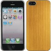 Hardcase iPhone 5 / 5s / SE Metallic gold