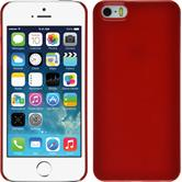 Hardcase iPhone 5 / 5s / SE Candy rot