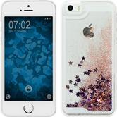Hardcase iPhone 5 / 5s / SE Stardust rosa