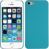 Hardcase iPhone 5 / 5s / SE vintage blau