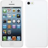 Hardcase for Apple iPhone 5c rubberized white