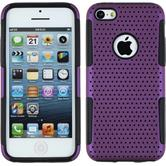 Hardcase iPhone 5c  lila