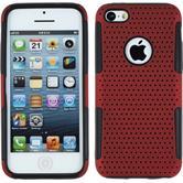 Hardcase für Apple iPhone 5c  rot