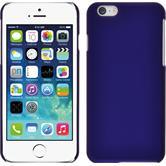 Hardcase iPhone 6s / 6 gummiert lila