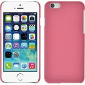 Hardcase iPhone 6s / 6 gummiert rosa