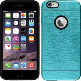 Hardcase für Apple iPhone 6s / 6 Metallic blau