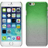 Hardcase iPhone 6s / 6 Waterdrops grün