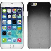 Hardcase iPhone 6s / 6 Waterdrops schwarz