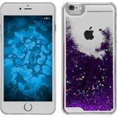 Hardcase iPhone 6s / 6 Stardust lila