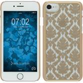 Hardcase iPhone 7 Damask gold