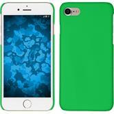 Hardcase iPhone 8 gummiert grün